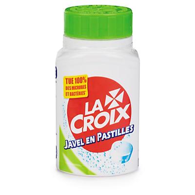 Pastilles eau de javel LA CROIX