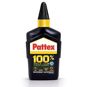 Pattex 100% Pegamento extrafuerte - bote de 100 gr.