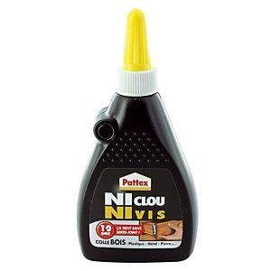 PATTEX Colle bois ni clou ni vis Pattex, flacon de 100 g