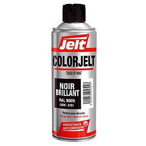 Peinture brillante Colorjelt noir Jelt 520 ml
