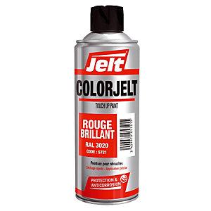 Peinture brillante Colorjelt rouge Jelt 520 ml