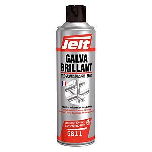 Peinture de protection Galva brillant Jelt 650 ml