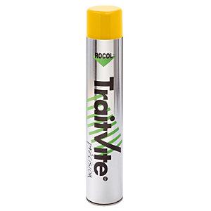 Peinture TraitVite Précision jaune, aérosol 1000 ml
