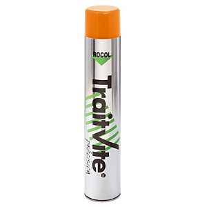 Peinture TraitVite Précision orange, aérosol 1000 ml