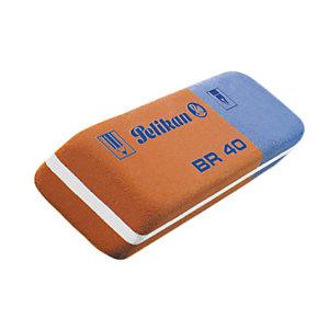Pelikan BR40® Gomma in caucciù, Per grafite e inchiostro (confezione 2 pezzi)