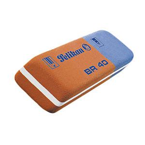 Pelikan BR40® Gomma in caucciù, Per grafite e inchiostro (confezione 40 pezzi)