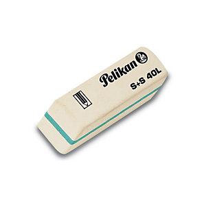Pelikan Gomma in caucciù, Bianca (confezione 12 pezzi)