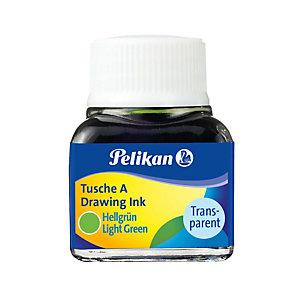 PELIKAN Inchiostro di china 523 - 10ml  - verde chiaro - Pelikan