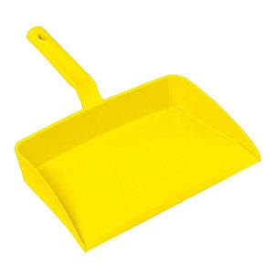 Pelle à poussière Vikan jaune