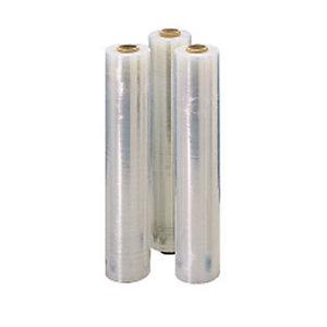 Pellicola estensibile - Trasparente - 50 (h) cm x 191 m (2,6 Kg)