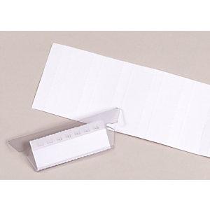 Pendaflex Classic Visor con etiqueta  para carpeta colgante de cajón, longitud: 50 mm