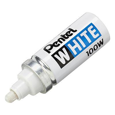 Marqueur blanc Pentel®##Pentel® Weisse Permanent-Marker