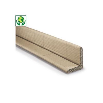 Perfil de cartón en L