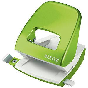 Perforateur 2 trous Meotz NeXXT coloris vert métallisé