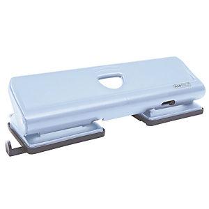 Perforateur 4 trous en métal 720 coloris bleu poudré