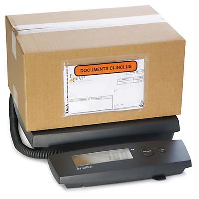 Pèse-colis électronique 100 kg TERRAILLON