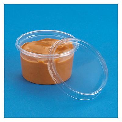 Petit pot alimentaire plastique