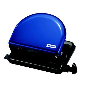 PETRUS 52 Clásico Taladro metálico de oficina, azul