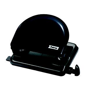 PETRUS 52 Clásico Taladro metálico de oficina, negro