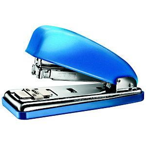 PETRUS WOW 226 Clásica Grapadora, azul metalizado