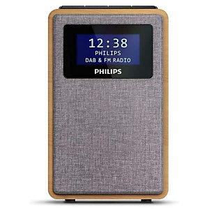 Philips, Audio portatile / hi fi, Radio dab con funzione sveglia, TAR5005/10