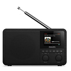 Philips, Audio portatile / hi fi, Radio via internet, TAPR802/12
