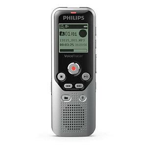 Philips, Audio portatile / hi fi, Reg dig 8gb  adpcm con, DVT_1250