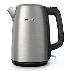 Philips HD9351 Bouilloire électrique Daily Collection - 1,7 L - 2200W - Inox