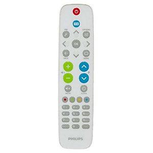 Philips, Telecomandi, Telecomando bianco sanificabile, 22AV1604B/12