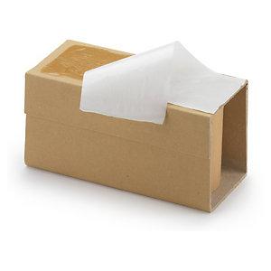 Pied adhésif de palettisation en carton ultra-résistant 90x190x100 mm