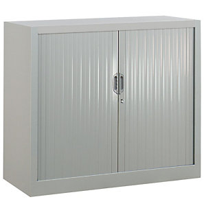 PIERRE HENRY Armario Confort 100 (alt) x 100 (an) gris/gris