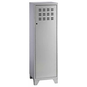 PIERRE HENRY Casillero metálico, altura 134 cm, aluminio