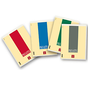 PIGNA Blocco Pignastyl - A4 - bianco - 210 x 297mm - 80gr - 70 fogli - Pigna