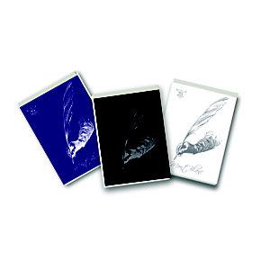 """PIGNA Block-notes """"Mont Blanc"""" - F.to A4 - 1 rigo (confezione 10 pezzi)"""