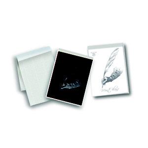 """PIGNA Block-notes """"Mont Blanc"""" - F.to A5 - Quadretto 5 mm (confezione 10 pezzi)"""