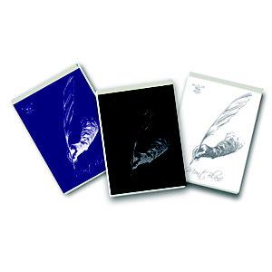 PIGNA Block-notes Mont Blanc, F.to A7, Quadretto 5 mm (confezione 20 pezzi)
