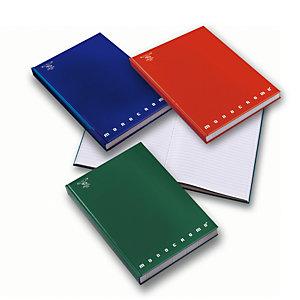 PIGNA Maxiquaderno Monocromo - A4 - quadretto 4mm - 60 fogli - 80gr - cartonato - Pigna