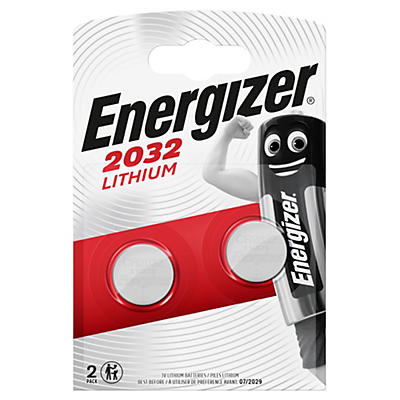 Pile Alcaline a bottone CR2032 Energizer