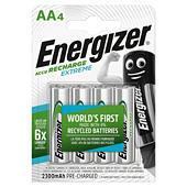 Piles rechargeables Extrême ENERGIZER
