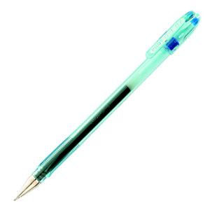 Pilot G-1 Penna gel Stick, Punta fine da 0,7 mm, Fusto traslucido con grip, Inchiostro blu (confezione 12 pezzi)