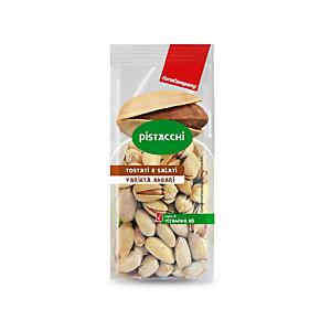 Pistacchi varietà Akbari, Tostati e salati (confezione 150 grammi)