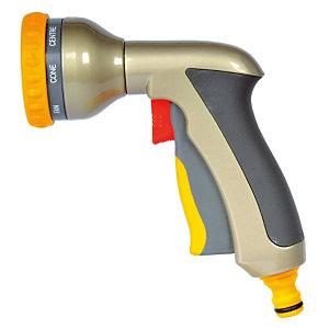 Pistolet métal multijets Hozelock