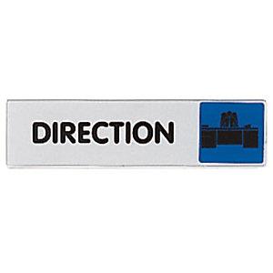 Plaatje directie