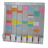 Planning office planner Acco Nobo avec kit