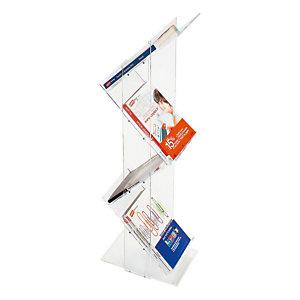 PLANORGA Présentoir Design PLANORGA - Sur pied - Hauteur 100 cm