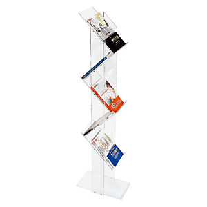 PLANORGA Présentoir Design PLANORGA  - Sur pied - Hauteur 150 cm