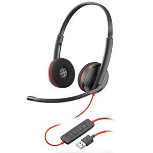 Plantronics Blackwire C3220 Auriculares estéreo USB