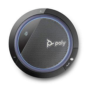 Plantronics Calisto 3200 Altavoz personal portátil USB-A, audio de 360º, negro