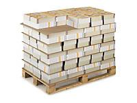 Plaque intercalaire carton compact pour charges légères ou mi-lourdes