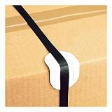 Plastic hoekbeschermers voor kartonnen dozen